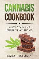 Cannabis Cookbook PDF
