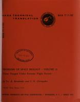 NASA Technical Translation PDF