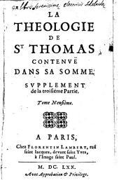 Theologie: Volume9