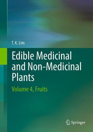 Edible Medicinal And Non Medicinal Plants PDF