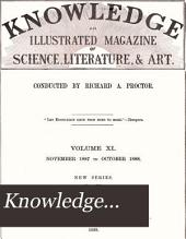 Knowledge: Volume 3; Volume 11