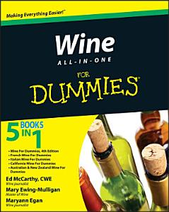 Wine All in One For Dummies Book