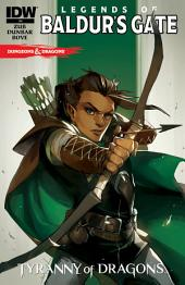 Dungeons & Dragons Legends of Baldur's Gate #4