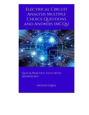 Electrical Circuit Analysis Multiple Choice Questions and Answers  MCQs  PDF
