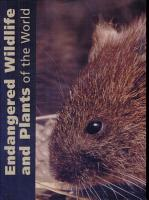 Endangered Wildlife and Plants of the World PDF