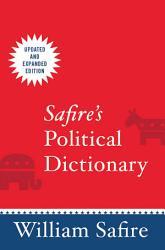Safire S Political Dictionary Book PDF