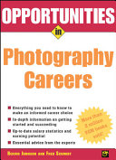 Opportunities in Photography Careers