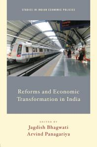 Reforms and Economic Transformation in India PDF