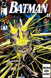 Batman (1940-) #443