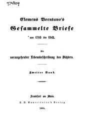 Clemens Brentano's Gesammelte Schriften: Band 9