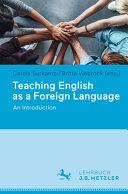 Teaching English as a Foreign Language PDF