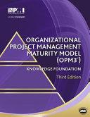 Organizational Project Management Maturity Model  OPM3  PDF