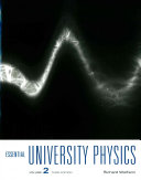 Essential University Physics  Volume 2 and Masteringphysics with Pearson Etext    Valuepack Access Card