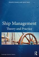 Ship Management PDF