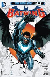 Batwing (2012-) #0