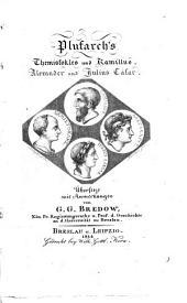 Themistokles und Kamillus, Alexander und Julius Cäsar