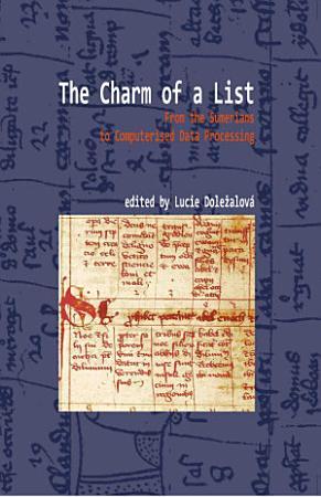 The Charm of a List PDF