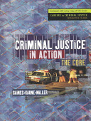 Criminal Justice in Action Book