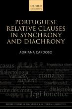 Portuguese Relative Clauses in Synchrony and Diachrony PDF
