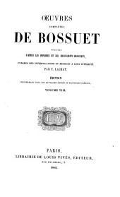 Oeuvres complètes de Bossuet ...