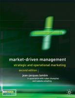 Market Driven Management PDF