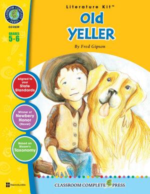 Old Yeller   Literature Kit Gr  5 6