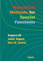 Numerical Methods for Special Functions PDF