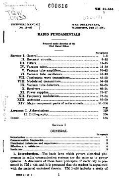Radio Fundamentals PDF