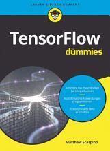 TensorFlow f  r Dummies PDF
