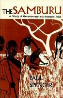 The Samburu PDF
