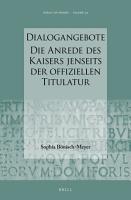 Dialogangebote  Die Anrede des Kaisers jenseits der offiziellen Titulatur PDF
