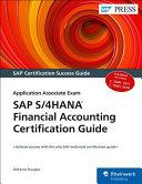 SAP S 4HANA Financial Accounting Certification Guide PDF