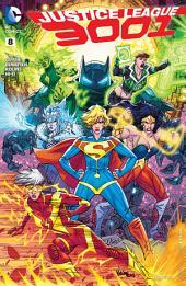 Justice League 3001 (2015-) #8