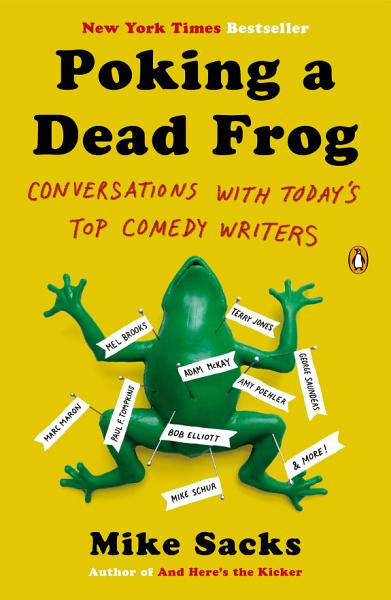 Download Poking a Dead Frog Book