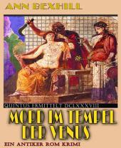Mord im Tempel der Venus: Quintus ermittelt DCLXXXVIII