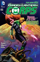 Green Lantern Corps (2011-) #22