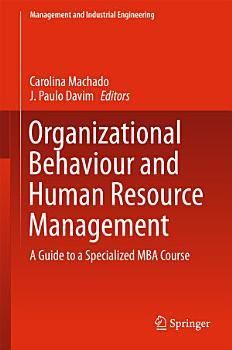 Organizational Behaviour and Human Resource Management PDF