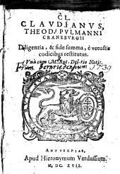 Cl. Claudianus