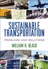 Sustainable Transportation: Problems and Solutions