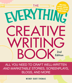 The Everything Creative Writing Book PDF