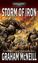 Storm of Iron Book