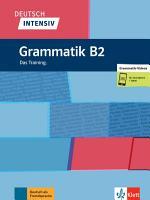 Deutsch intensiv Grammatik B2 PDF