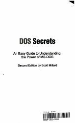 Dos Secrets Book PDF