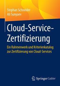 Cloud Service Zertifizierung PDF