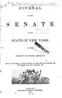 Journal of the Senate of the State of New York PDF