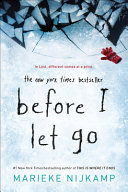 Before I Let Go Book
