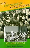 The Vietnamese Experience in America PDF