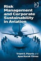 Risk Management and Corporate Sustainability in Aviation PDF