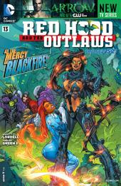 Red Hood and the Outlaws (2011-) #13