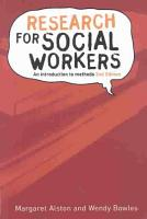 Research for Social Workers PDF